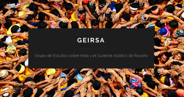 GEIRSA, Grupo de Estudios sobre India y el Sudeste Asiático de Rosario