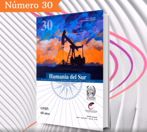 Humania del Sur. Revista de Estudios Latinoamericanos, Africanos y Asiáticos  – OPEP: 60 años.